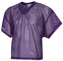 Scranton High School Rockets Kids Waist Length Mesh Practice Jersey