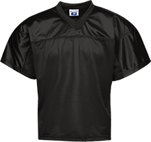 Chiniak Elementary School School Youth Football / Lacrosse Player Waist Length Jersey