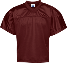 Shepherd Of The Valley Lutheran Youth Football / Lacrosse Player Waist Length Jersey