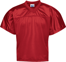 Fairview Elementary School Cardinals Youth Football / Lacrosse Player Waist Length Jersey