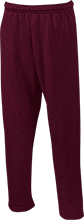 Dedham High School Marauders Open Bottom Sweatpants with Pockets