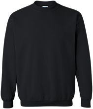 Design Yours Printed Crewneck Pullover Sweatshirt  8 oz