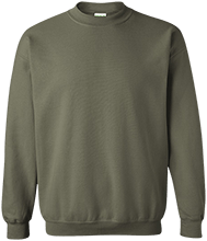 Cleaning Company Printed Crewneck Pullover Sweatshirt  8 oz