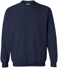 Lansing Eastern High School Quakers Printed Crewneck Pullover Sweatshirt  8 oz