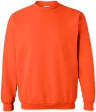 Malverne High School Printed Crewneck Pullover Sweatshirt  8 oz