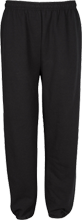 Saint Jude School Trojans Fleece Sweatpant without Pockets