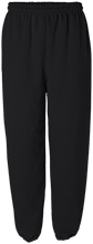 Western Wayne High School Wildcats Fleece Sweatpant without Pockets