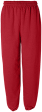 Saint Matthew Lutheran School Cardinals Fleece Sweatpant without Pockets