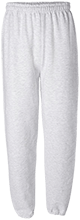 Basketball Fleece Sweatpant without Pockets
