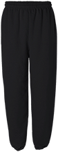 Zeh School Zebras Fleece Sweatpant without Pockets