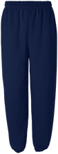 Lansing Eastern High School Quakers Fleece Sweatpant without Pockets