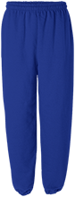 Blue Mountain Union School Bmu Bucks Fleece Sweatpant without Pockets