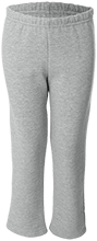 Pinellas Preparatory Academy School Youth Open Bottom Sweat Pants