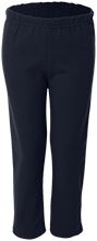 Lansing Eastern High School Quakers Youth Open Bottom Sweat Pants