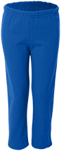 Batteman Elementary Bears Youth Open Bottom Sweat Pants