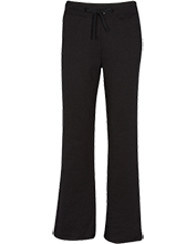 Ogallala High School Indians Women's Open Bottom Sweatpants with Pockets