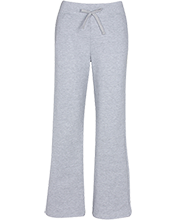 Cherokee Middle School School Women's Open Bottom Sweatpants with Pockets