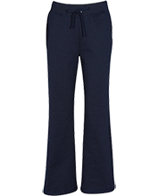 Maranatha Baptist Academy Crusaders Women's Open Bottom Sweatpants with Pockets