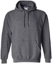Accomodation Middle School School Pullover Hoodie 8 oz