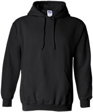 Milton High School Panthers Pullover Hoodie 8 oz
