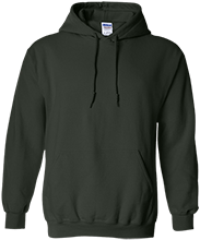 Christian Community School Warriors Pullover Hoodie 8 oz