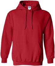 Belle Valley Elementary School South Bombers Pullover Hoodie 8 oz