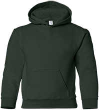 St. Francis Indians Football Youth Pullover Hoodie