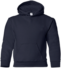 Lansing Eastern High School Quakers Youth Pullover Hoodie