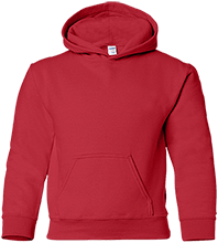 Newbern Elementary School Knights Youth Pullover Hoodie