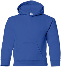 Kingsford Middle School Flivvers Youth Pullover Hoodie