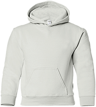 Francis Dunlavy Elementary School Warriors Youth Pullover Hoodie