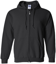 Hastings SDA School School Embroidered Zip Up Hoodie