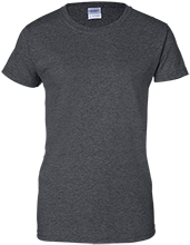 Giddings Intermediate School School Ladies Custom 100% Cotton T-Shirt