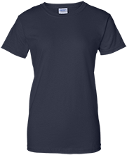 Tehachapi Christian School School Ladies Custom 100% Cotton T-Shirt