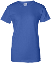 Ann Arbor Christian School School Ladies Custom 100% Cotton T-Shirt
