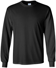 Elgin School Eagles LS Ultra Cotton Tshirt