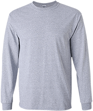 The Bridgeway School School LS Ultra Cotton Tshirt