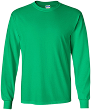 Cary Junior High Shool Dragons LS Ultra Cotton Tshirt