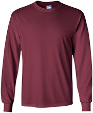 Eaton Rapids Middle School Greyhounds LS Ultra Cotton Tshirt