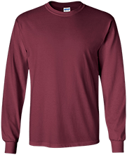 East Central Middle School Hornets LS Ultra Cotton Tshirt