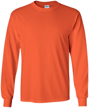 Rockwall High School Yellowjackets LS Ultra Cotton Tshirt
