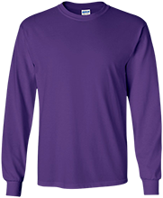 Duanesburg Central High School Eagles Youth Long Sleeve Shirt