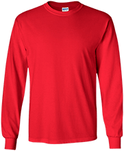 Greensburg High School Rangers LS Ultra Cotton Tshirt