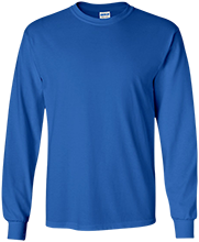 Sebring Middle School Sebring Blue Streaks Youth Long Sleeve Shirt