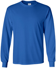 Islesboro Eagles Athletics LS Ultra Cotton Tshirt