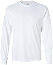 Dock Mennonite Academy LS Ultra Cotton Tshirt