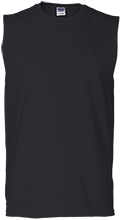 Men's Cotton Sleeveless T-Shirt