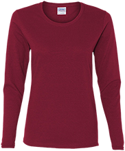 Shepherd Of The Valley Lutheran Ladies Cotton Long Sleeve T-Shirt