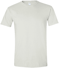 Manchester East Soccer Mens Slim-fit Softstyle T-Shirt