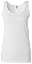 Shepherd Of The Valley Lutheran Ladies Soft Style Fitted Tank